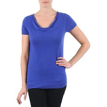 Ruhák Női Rövid ujjú pólók La City PULL COL BEB Kék