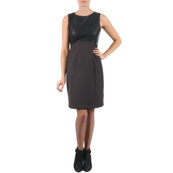Ruhák Női Rövid ruhák La City RTANIA Fekete  / Szürke