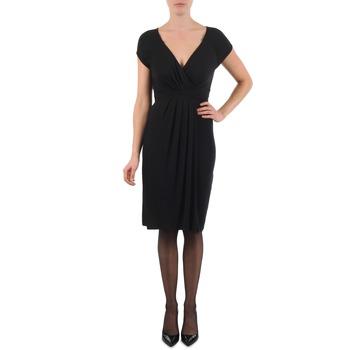 Ruhák Női Rövid ruhák La City ROBE3D1B Fekete