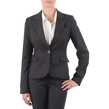 Ruhák Női Kabátok / Blézerek La City VTANIA Szürke