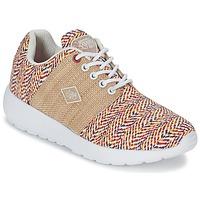 Cipők Női Rövid szárú edzőcipők Le Temps des Cerises FLY Sokszínű