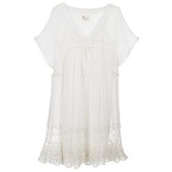Ruhák Női Rövid ruhák Stella Forest ARO035 Ekrü