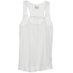 Ruhák Női Trikók / Ujjatlan pólók Stella Forest ADE005 Fehér