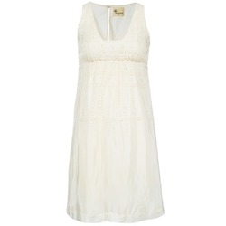 Ruhák Női Rövid ruhák Stella Forest ARO015 Ekrü