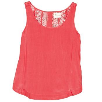 Ruhák Női Trikók / Ujjatlan pólók Stella Forest ADE009 Rózsaszín