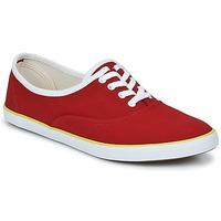 Cipők Női Rövid szárú edzőcipők Veja DERBY Piros