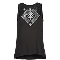 Ruhák Női Trikók / Ujjatlan pólók Element ROSANA Fekete