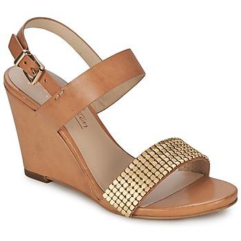 Cipők Női Szandálok / Saruk JB Martin 1OLE Teve / Arany