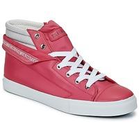 Cipők Női Magas szárú edzőcipők Bikkembergs PLUS 647 Rózsaszín / Szürke