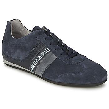 Cipők Férfi Rövid szárú edzőcipők Bikkembergs SPRINGER 99 Kék