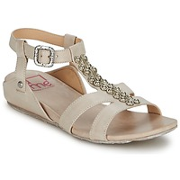 Cipők Női Szandálok / Saruk Un Matin d'Ete BOSQUET Természetes