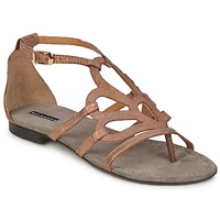 Cipők Női Szandálok / Saruk Belmondo BETSABEA Rezes