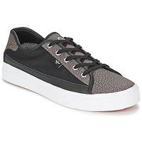 Cipők Férfi Rövid szárú edzőcipők Creative Recreation KAPLAN Fekete
