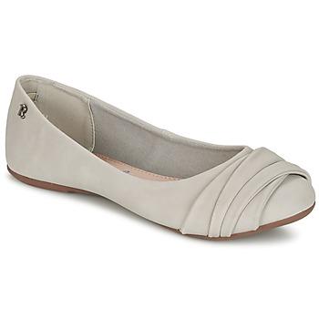 Cipők Női Balerina cipők / babák Refresh SHANNON Szürke