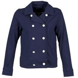 Ruhák Női Kabátok / Blézerek Petit Bateau FLORINE Tengerész