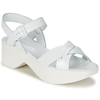 Shoes Női Szandálok / Saruk Stéphane Kelian FLASH 3 Fehér