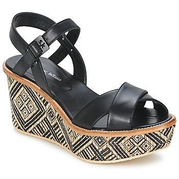 Shoes Női Szandálok / Saruk Stéphane Kelian BELLA 7 Fekete