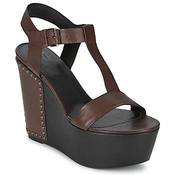 Cipők Női Szandálok / Saruk Vic GIBSON Barna