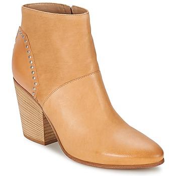 Cipők Női Bokacsizmák Vic CRUISE Barna