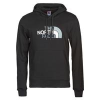 material Férfi Pulóverek The North Face DREW PEAK PULLOVER HOODIE Fekete