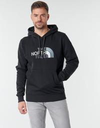 Ruhák Férfi Pulóverek The North Face DREW PEAK PULLOVER HOODIE Fekete