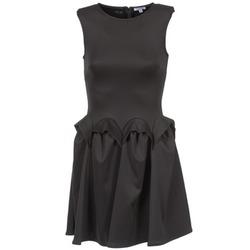 Ruhák Női Rövid ruhák Brigitte Bardot BB44204 Fekete