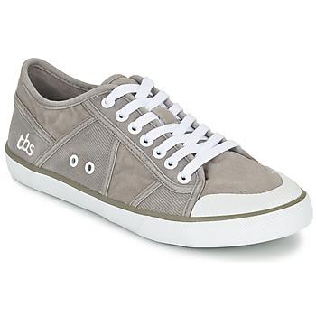Cipők Női Rövid szárú edzőcipők TBS VIOLAY Cement