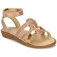 Cipők Lány Szandálok / Saruk Mod'8 HOPAL Rózsaszín