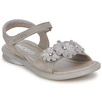Cipők Lány Szandálok / Saruk Mod'8 JUKA Ezüst