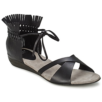 Shoes Női Szandálok / Saruk Fru.it TRIVENTA Fekete