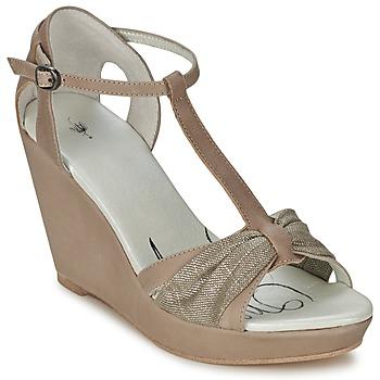 Cipők Női Szandálok / Saruk One Step CEANE Tópszínű / Arany / Tópszínű