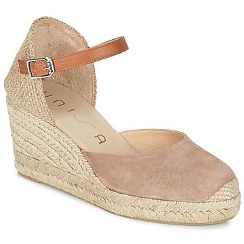 Cipők Női Szandálok / Saruk Unisa CACERES Bézs