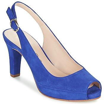 Cipők Női Szandálok / Saruk Unisa NICK Kék