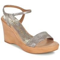Cipők Női Szandálok / Saruk Unisa RITA Arany