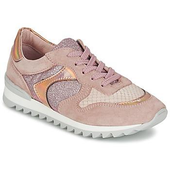 Cipők Női Rövid szárú edzőcipők Unisa DALTON Rózsaszín
