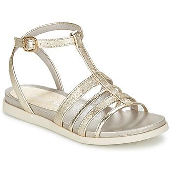 Cipők Női Szandálok / Saruk Unisa PY Ezüst