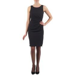 Ruhák Női Rövid ruhák Esprit BEVERLY CREPE Fekete
