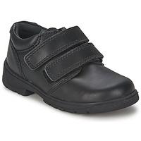 Cipők Fiú Rövid szárú edzőcipők Start Rite ROTATE Fekete