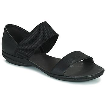 Cipők Női Szandálok / Saruk Camper RIGHT NINA Fekete