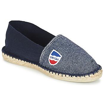 Cipők Gyékény talpú cipők 1789 Cala CLASSIQUE BICOLORE Tengerész