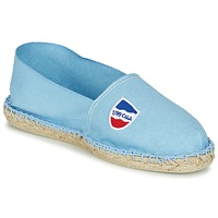 Cipők Gyékény talpú cipők 1789 Cala CLASSIQUE Kék