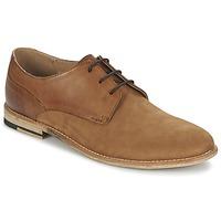 Cipők Férfi Oxford cipők Ben Sherman STOM DERBY Barna