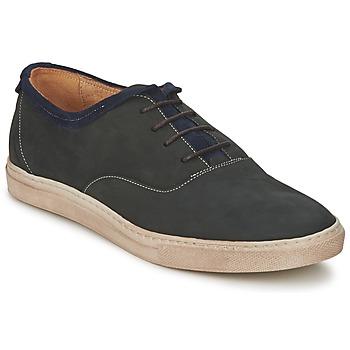 Cipők Férfi Rövid szárú edzőcipők Schmoove ESCAPE LOW Fekete  / Tengerész