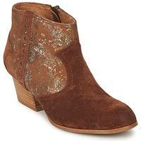 Shoes Női Csizmák Schmoove WHISPER VEGAS Barna / Fényes