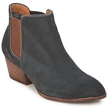 Shoes Női Csizmák Schmoove WHISPER CHELSEA Tengerész / Barna