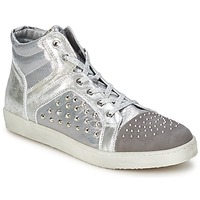 Cipők Női Magas szárú edzőcipők Hip 90CR Ezüst-croco