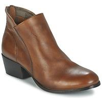 Cipők Női Bokacsizmák Hudson  Barna