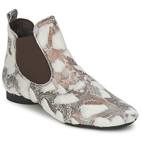 Shoes Női Csizmák Think ASSAM Bézs