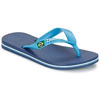 Shoes Gyerek Lábujjközös papucsok Ipanema CLASSICA BRASIL II Kék