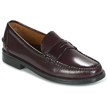 Cipők Férfi Mokkaszínek Sebago GRANT Padlizsán